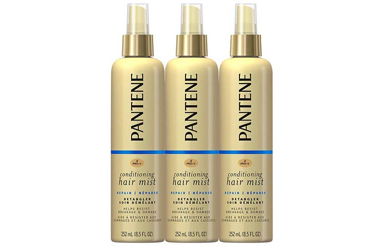 Pantene Conditioning Hair Mist