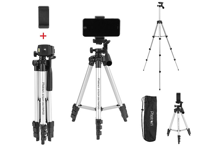 Photron STEDY Tripod With Mobile Holder