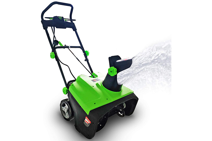 Project One Electric Snow Blower
