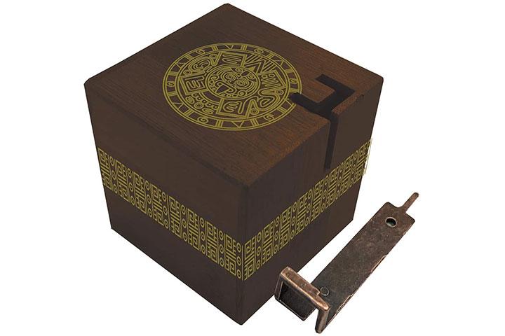 Project True Genius Aztec Passage Box