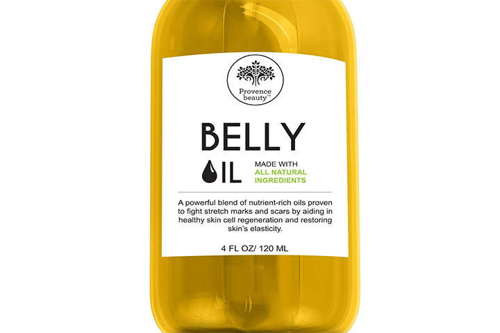 Provence Beauty Belly Oil
