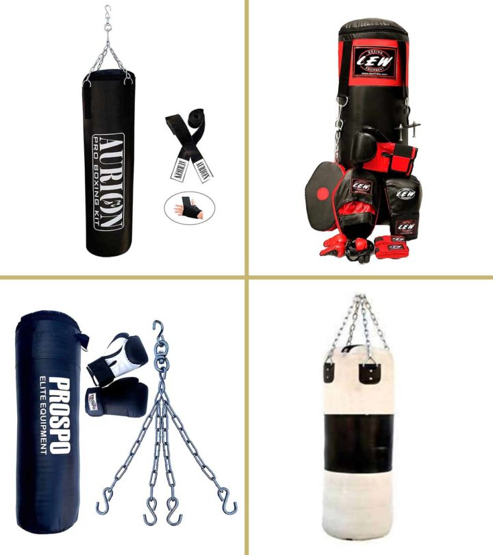 13 Best Punching Bags In India - 2021