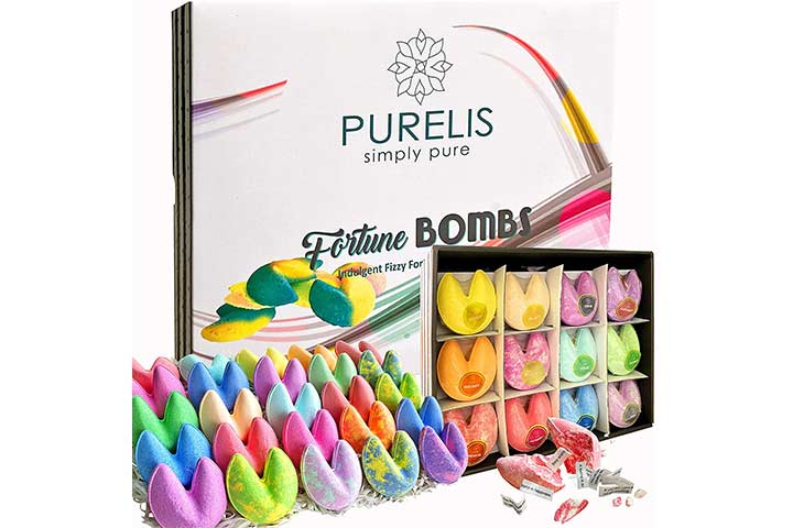 Purelis Simply Pure Fortune Bombs