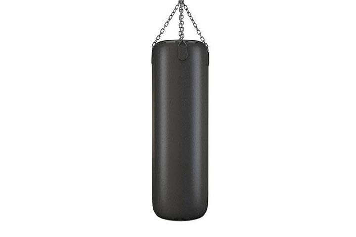 RV Black Strong And Rough Punching Bag