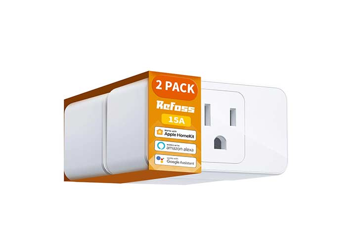 Refoss Smart Plug Wi-Fi Outlet