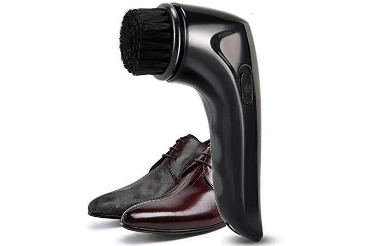 Ronanemon Electric Shoe Shine Care Kit
