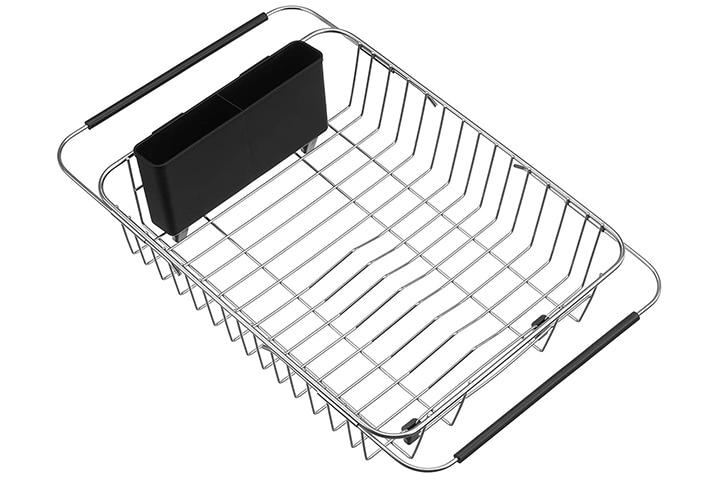 Sanno Expandable Dish Drying Rack