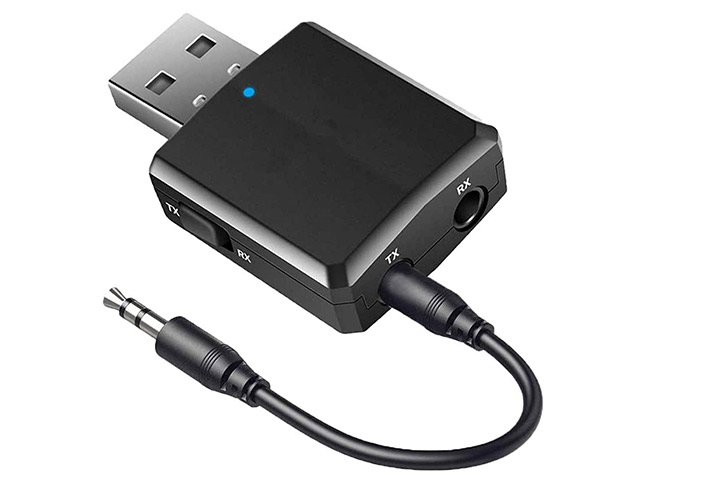 Sec Bluetooth 5.0 Audio Transmitter And Receiver