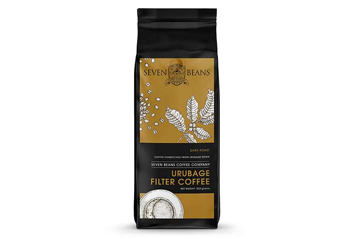 Seven Beans - Urubage South Indian Filter Coffee Powder
