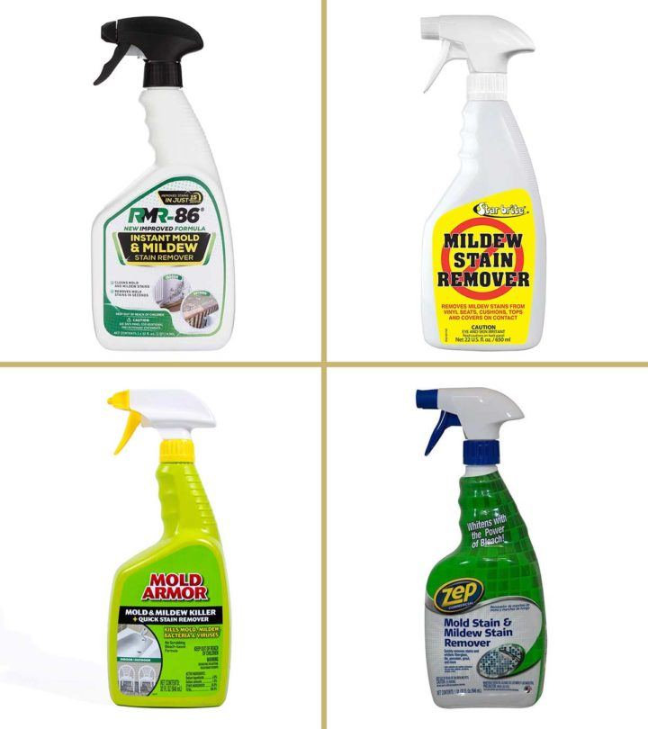 Best Shower Cleaners For Mold And Mildew In 2021