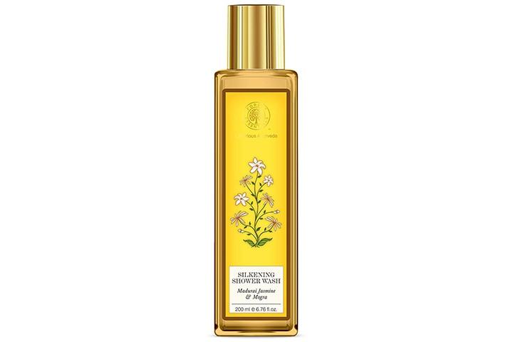 Silkening Shower Wash – Madurai Jasmine & Mogra