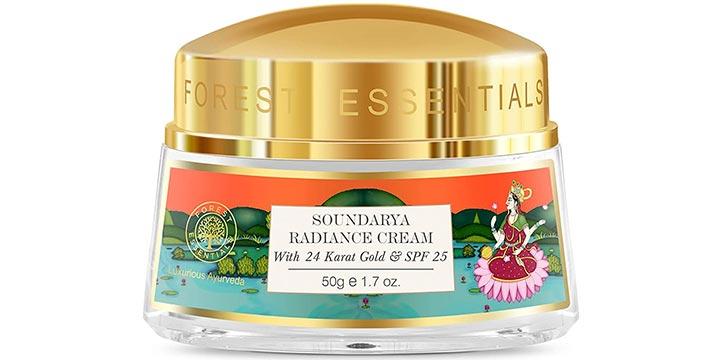 Soundarya Radiance Cream With 24K Gold