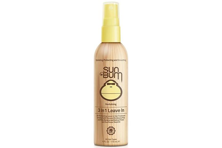 Sun Bum Revitalizing 3 in 1 Leave-In Spray