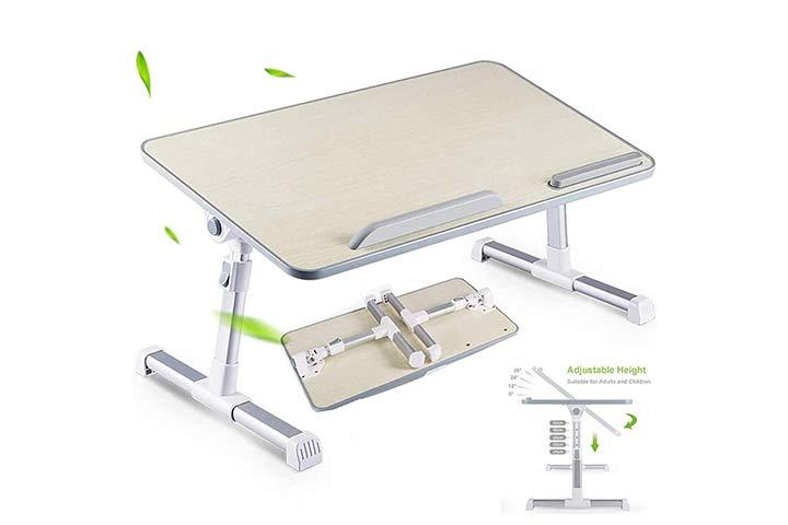 Tormeti Adjustable Laptop Desk