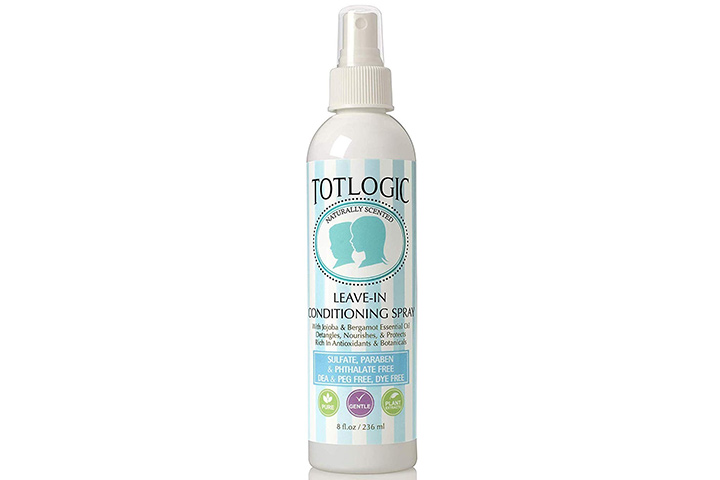 Totlogic Leave-in Conditioning Spray