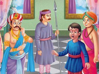 तेनाली रामा की कहानियां: उबासी की सजा | Ubasi Ki Saja Tenali Raman Story in Hindi