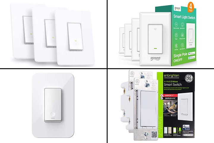 11 Best Smart Light Switches In 2021