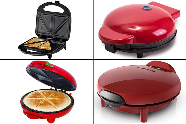 13 Best Quesadilla Makers To Buy In 2021