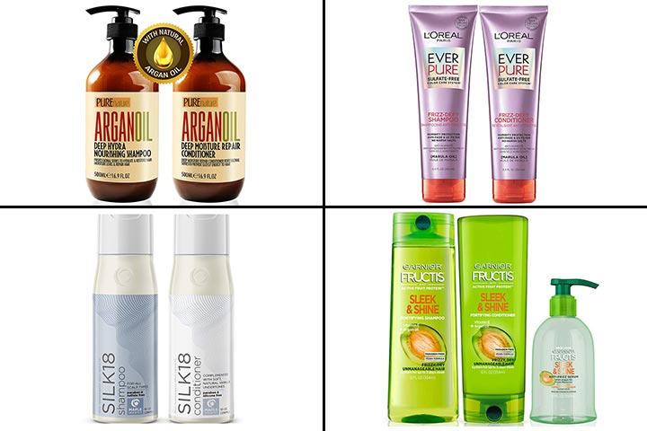 21 Best Shampoos For Frizzy Hair Of 2021