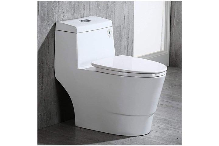 WoodBridge One Piece Toilet