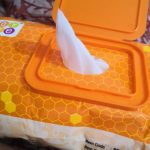 Bey Bee Water Base Baby Wipes-Natural-By purvesh_jay_chithore
