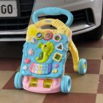 Toyshine Musical  Push and Pull Toy Activity Baby Walker-Cute walker-By purvesh_jay_chithore