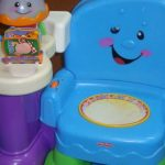 Fisher-Price Song and Story Learning Chair-Best n cute chair-By v_swastik_kumar