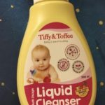 Tiffy & Toffee Multi Usage Baby Liquid Cleanser-Thorough cleaning-By prashanthi_matli