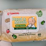 Pigeon Hand and Mouth Wipes-Safe to use-By purvesh_jay_chithore