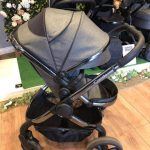 Brunte Daisy Pram-Most comfortable-By ncc