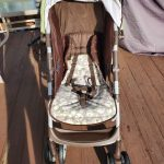 Graco Literider Click Connect Stroller, Zuba-Strong base wheels-By ncc
