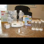 Ameda Purely Yours Breast Pump Spare Parts Kit-Useful kit-By ncc