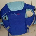 BabyGo 4-in-1 Baby Carrier With Comfortable Cushioned Head Support & Buckle Straps-Best fusion wala carrier-By v_swastik_kumar
