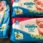 Supples Baby Wet Wipes with Aloe Vera and Vitamin E-Loved this-By purvesh_jay_chithore