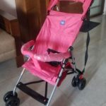 Mee Mee Stylish Light Weight Baby Stroller-Looks attractive and cute-By purvesh_jay_chithore