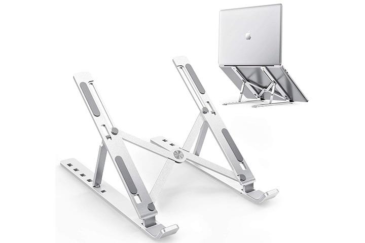 Buyerzone Portable Foldable Laptop Stand