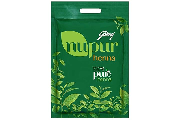 Godrej Nupur 100% Pure Henna