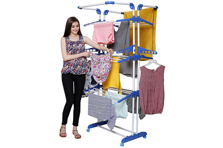 Parasnath Prime Steel Drying Stand