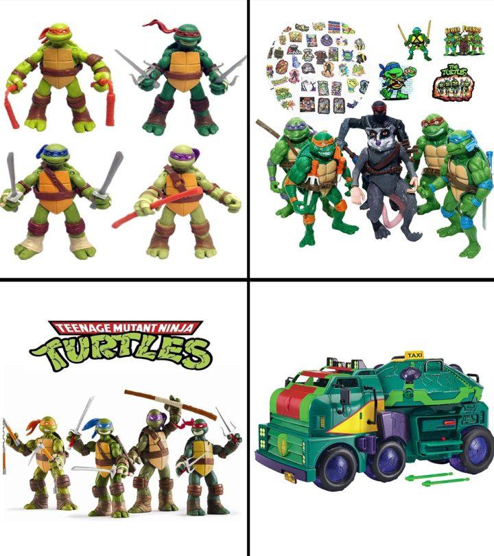 10 Best Ninja Turtle Toys in 2021