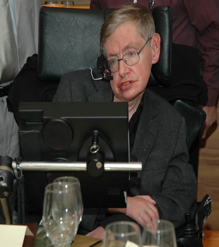 10 Fascinating Facts About Stephen Hawking For Kids