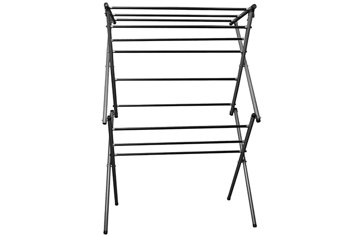 Globe Foldable Cloth-Drying Stand