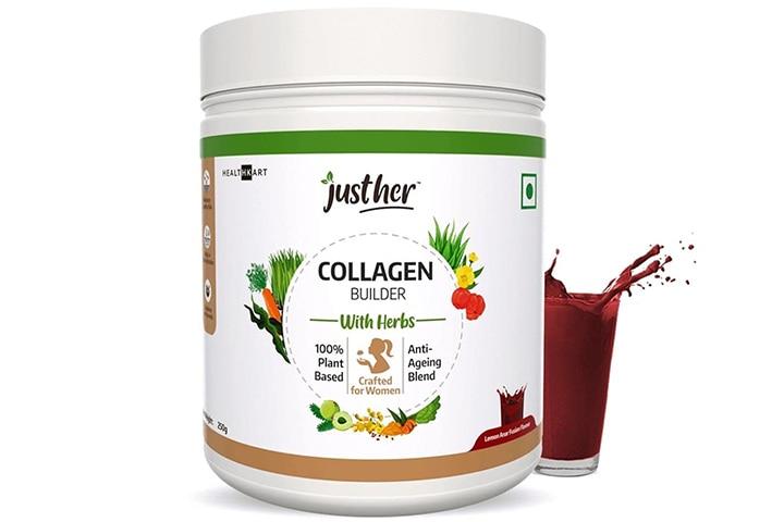 Justher Collagen Builder