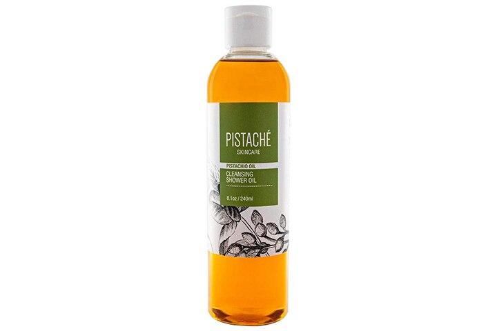 Pistaché Skincare Cleansing Shower Oil