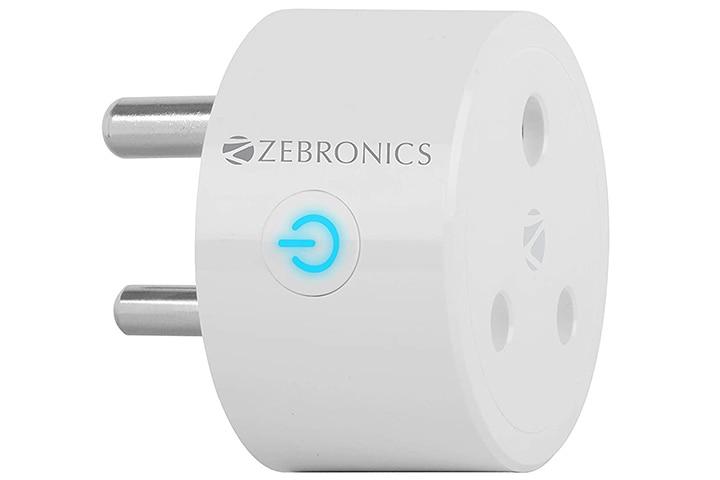 Zebronics Smart Wi-Fi Plug