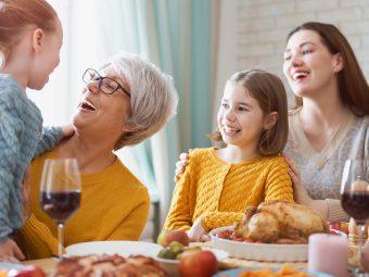 100+ Really Funny Thanksgiving Jokes For Kids