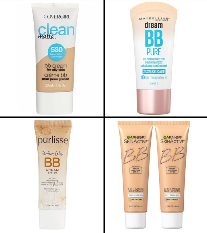 11 Best BB Cream For Oily Skin in 2021