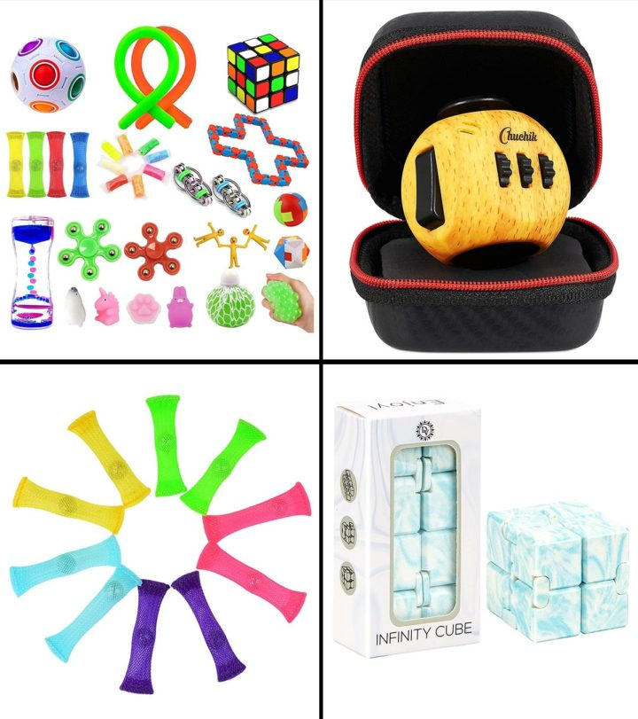11 Best Fidget Toys For Anxiety Of 2021