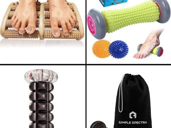 11 Best Foot Roller Massagers To Buy In 2021