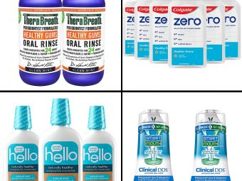 11 Best Mouthwashes For Gingivitis In 2021