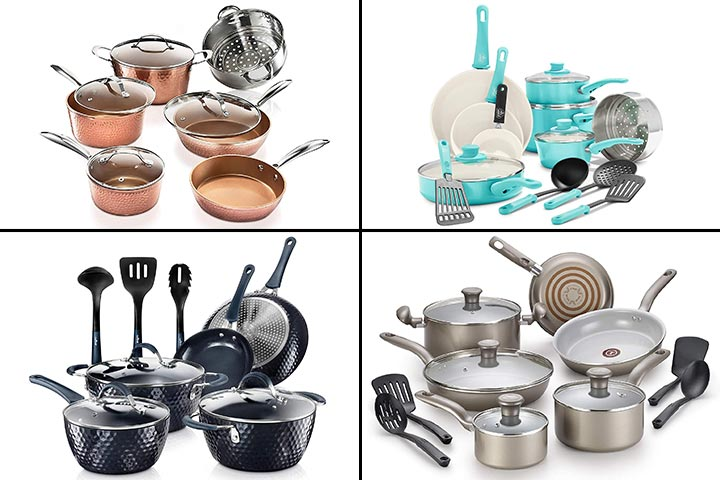 11 Best Non-toxic Cookware Sets To Buy In 2021